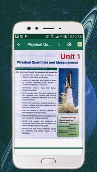 Text Book - Physics Class 9 screenshot 2