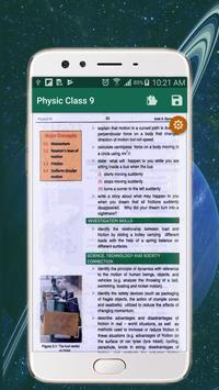 Text Book - Physics Class 9 screenshot 3