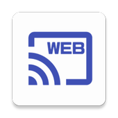 Wi-Fi Display to Browser icon