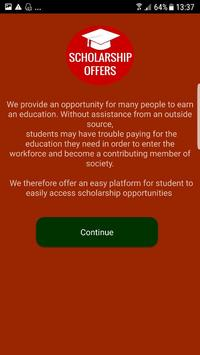 Scholarship Offers screenshot 3