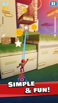 Rocket Riders: 3D Platformer screenshot 2