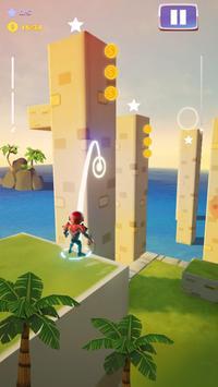 Rocket Riders: 3D Platformer screenshot 4