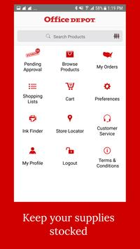 Office Depot® For Business screenshot 1