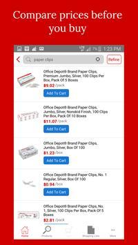 Office Depot® For Business screenshot 2