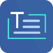OCR Text Scanner : Convert an image to text icon