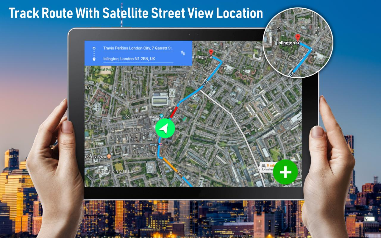 Gps Offline Navigation Route Maps Direction For Android