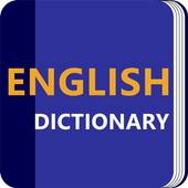 English Dictionary : Translator Word Builder Quiz icon