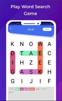 Korean Dictionary & Translator Word Builder Quiz screenshot 7