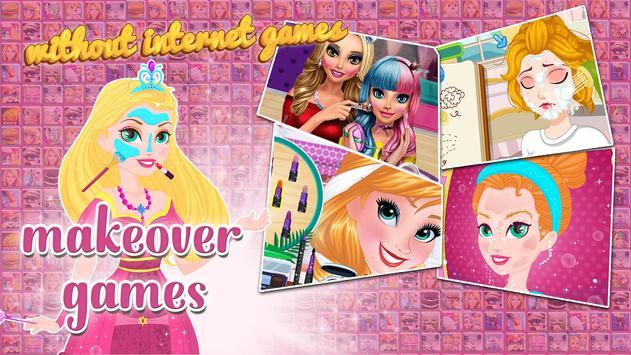 GGY Girl Offline Games screenshot 1