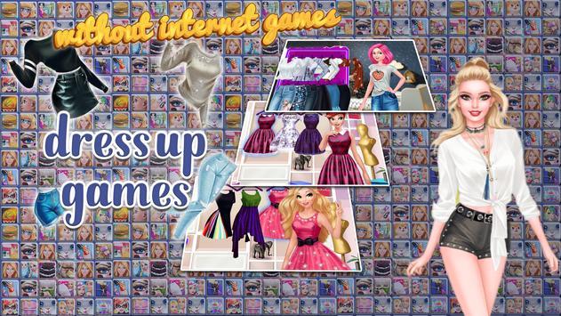 GGY Girl Offline Games screenshot 2