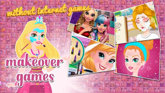 GGY Girl Offline Games screenshot 5