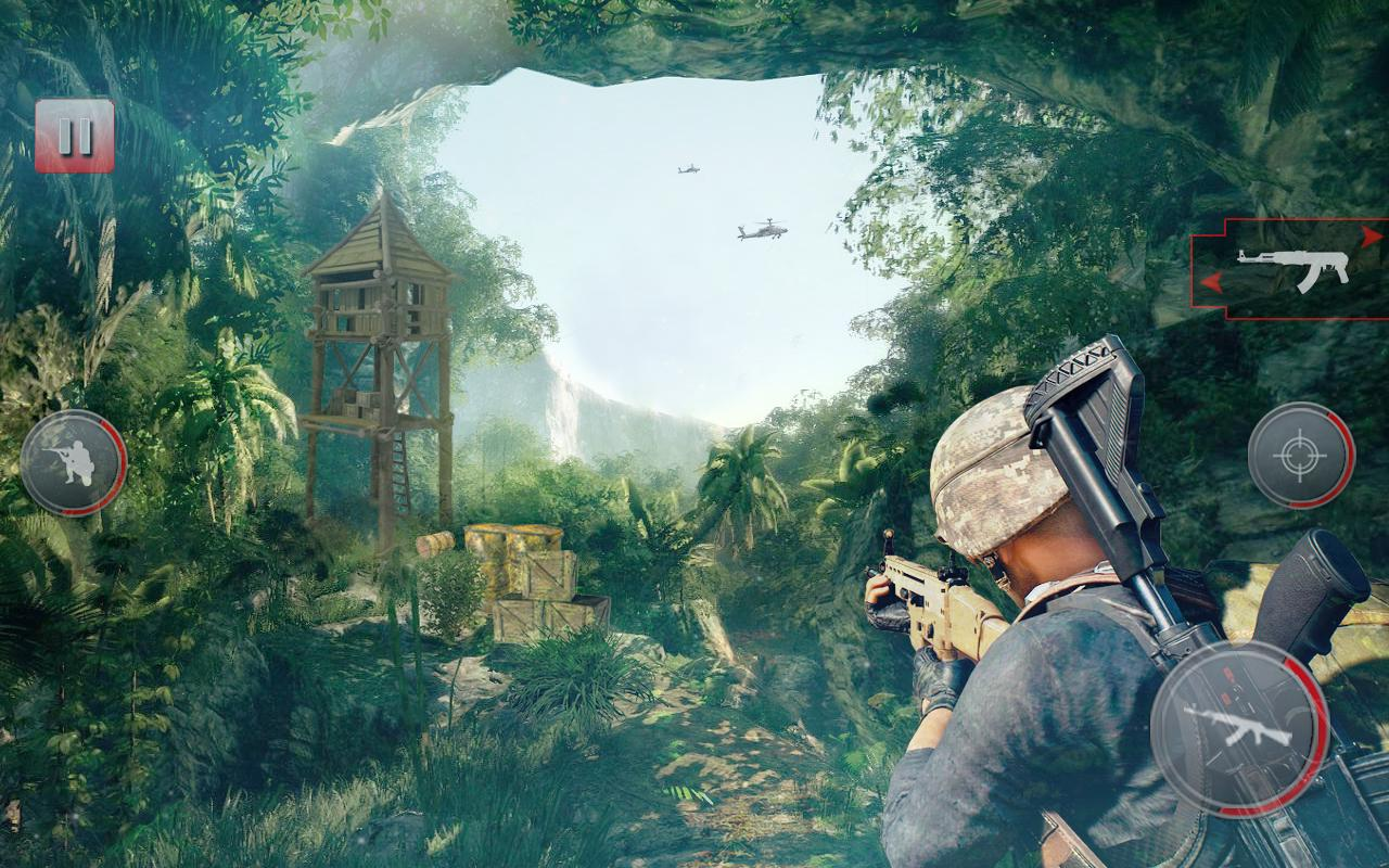 Sniper Cover Operation: FPS Shooting Games 2019 for ...
