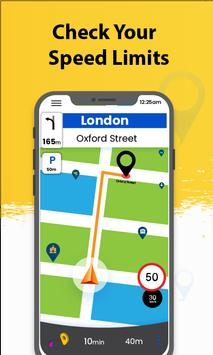 GPS Maps Location Tracker: Shortest Route Finder screenshot 2