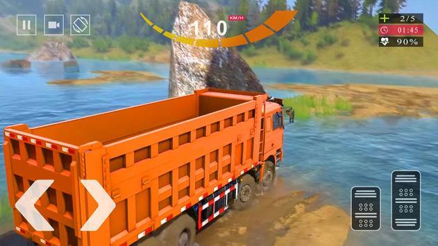 Euro Truck Simulator 2020 - Cargo Truck Driver poster