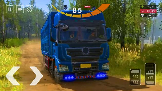 Euro Truck Simulator 2020 - Cargo Truck Driver screenshot 13