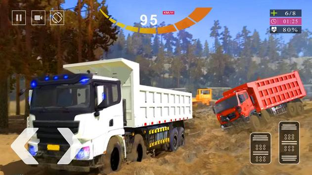 Euro Truck Simulator 2020 - Cargo Truck Driver screenshot 1