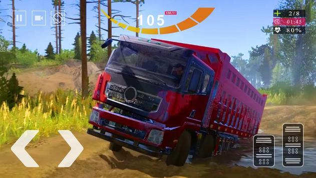 Euro Truck Simulator 2020 - Cargo Truck Driver screenshot 2