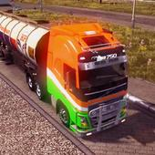 Offroad Oil Tanker icon