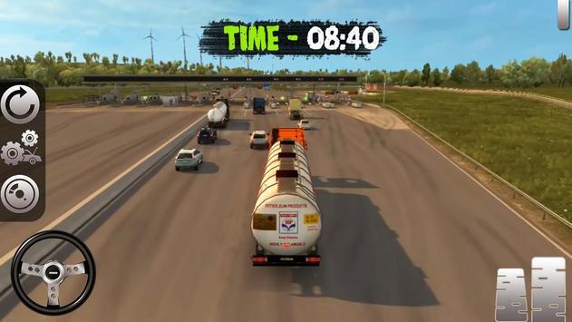 Offroad Oil Tanker screenshot 3