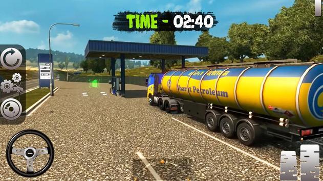 Offroad Oil Tanker screenshot 4