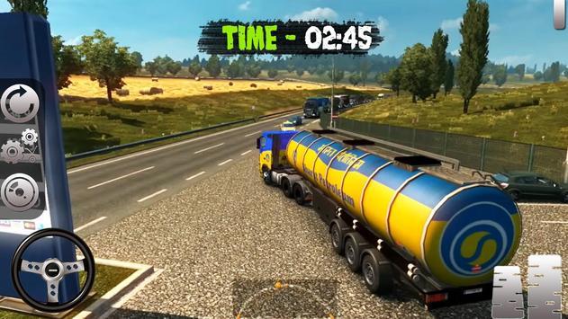 Offroad Oil Tanker screenshot 5