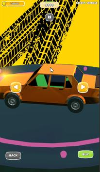 Traffic Run Toy Cars : Train taxi screenshot 5