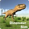 Dinosaur Sim icono