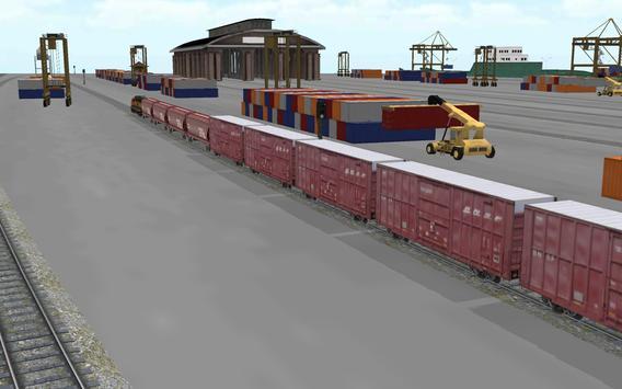 5 Schermata Train Sim