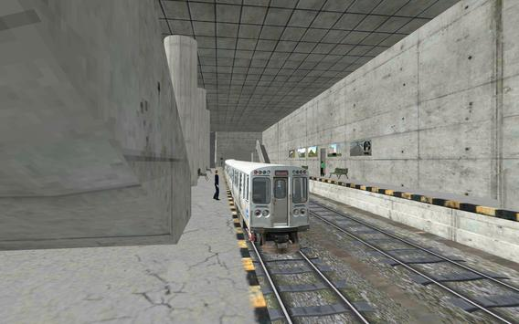 6 Schermata Train Sim