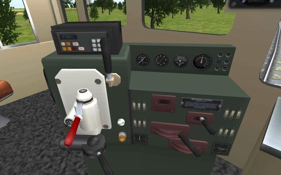 Train Sim تصوير الشاشة 9