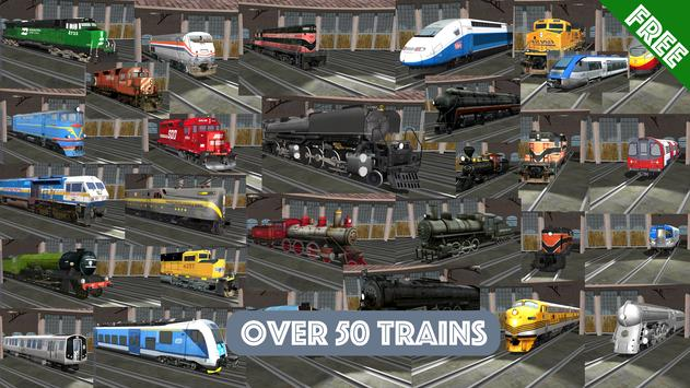 Poster Train Sim
