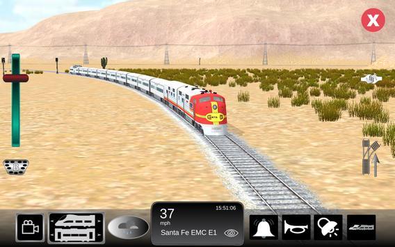 8 Schermata Train Sim