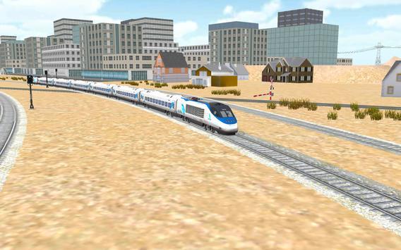 Train Sim تصوير الشاشة 2