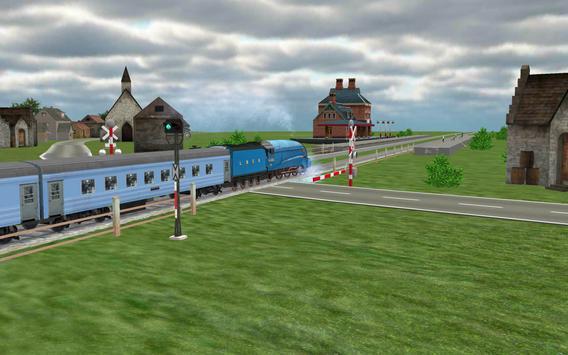 Train Sim تصوير الشاشة 3
