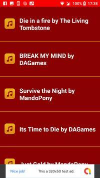 FNAF Songs w/ Lyrics screenshot 1