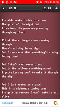 FNAF Songs w/ Lyrics screenshot 2