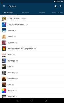 Kertas Dinding HD (Wallpapers) screenshot 14