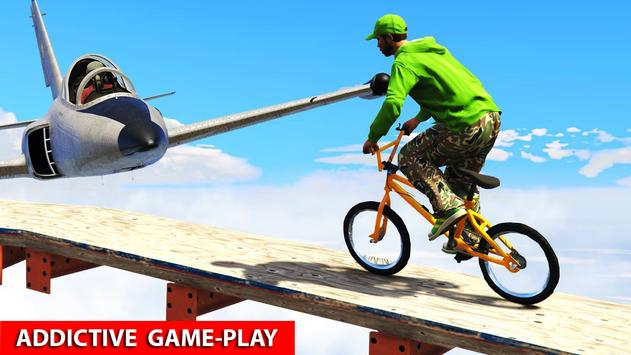 Impossible BMX Bicycle Stunts: Offroad Adventure screenshot 4