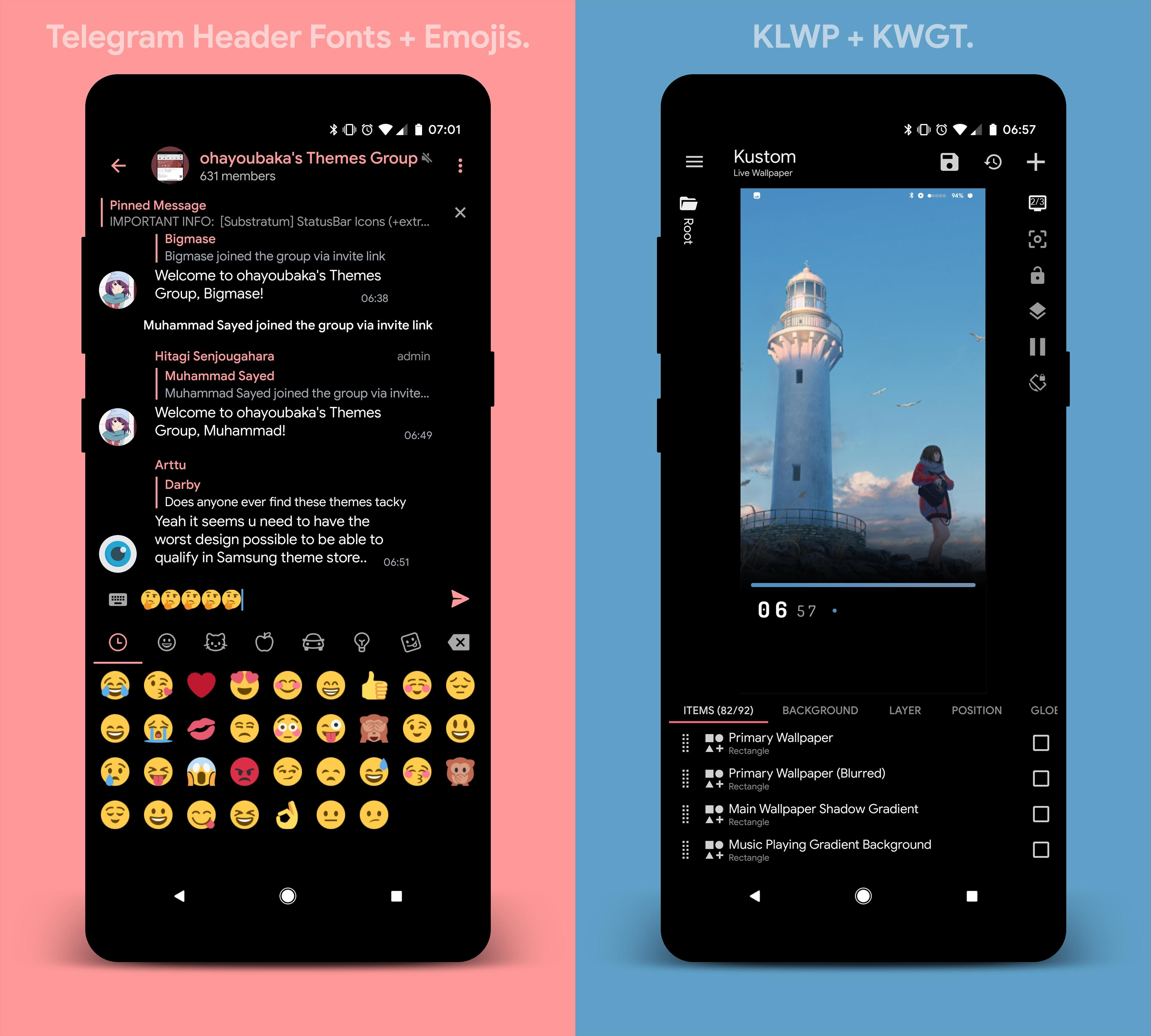 Substratum] yoru  for Samsung Oreo for Android - APK Download