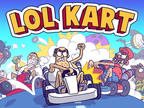 LoL Kart تصوير الشاشة 12
