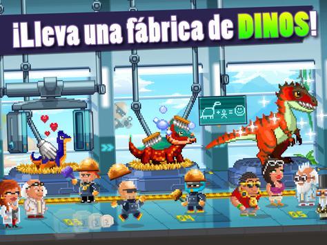 Dino Factory captura de pantalla 13