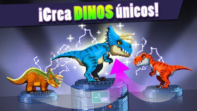 Dino Factory captura de pantalla 2