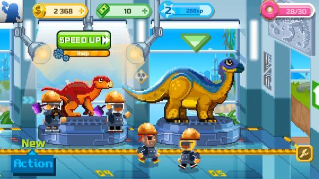 Dino Factory captura de pantalla 5