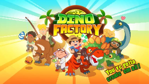 Dino Factory poster