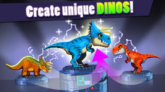 Dino Factory screenshot 2