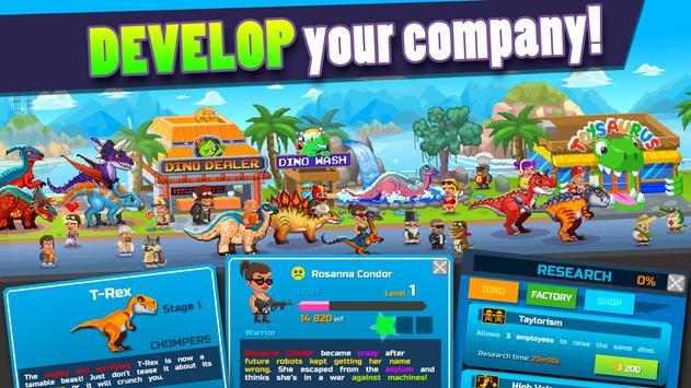 Dino Factory screenshot 4