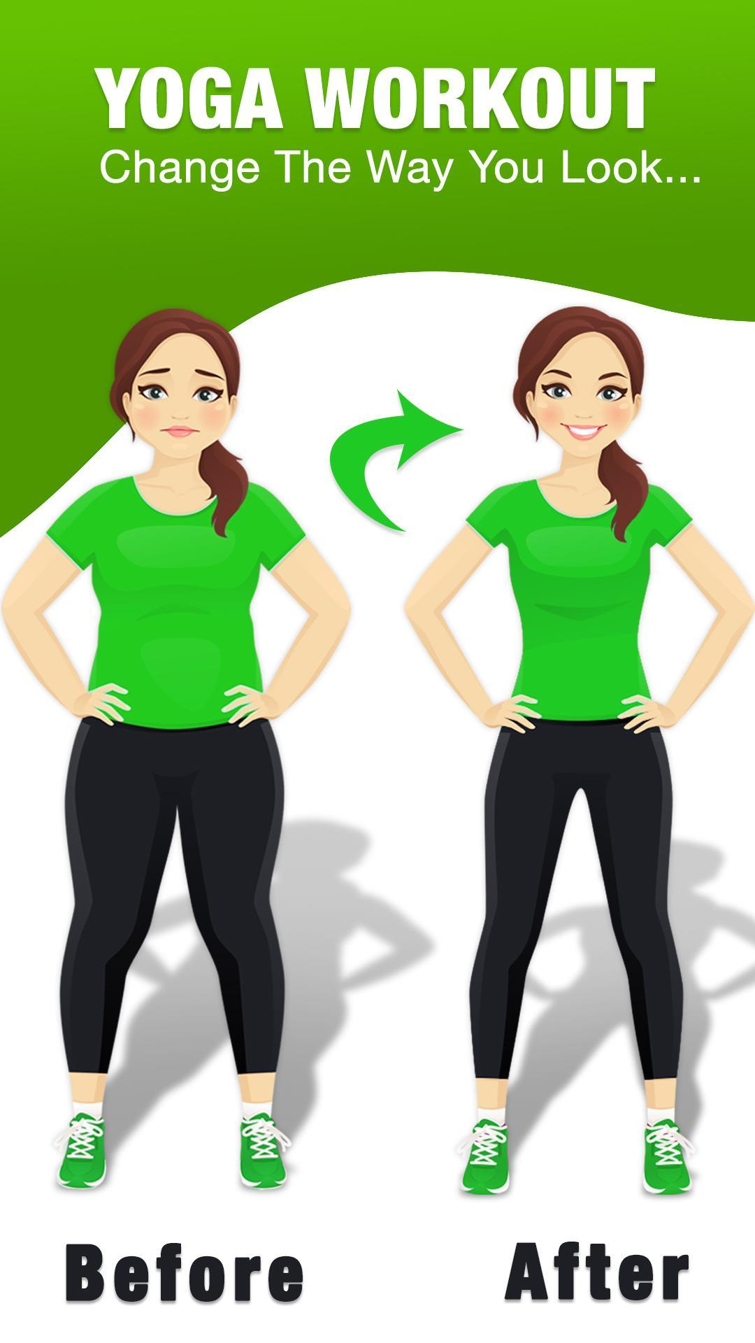Yoga For Weight Loss Daily Yoga Workout Plan For Android