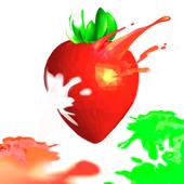 Pop Art Painter 3D icône
