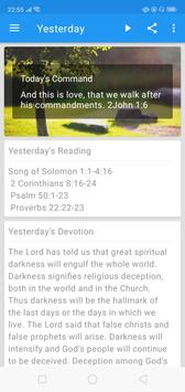 Daily Bible Devotion - Oilnwine screenshot 1