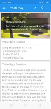 Daily Bible Devotion - Oilnwine screenshot 2
